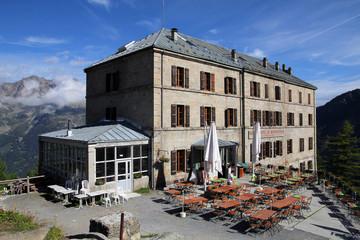 Grand Hotel de Montenvers, France