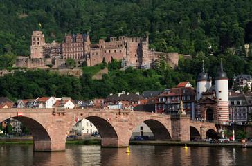 Alt-Heidelberg / Schloss 01