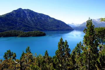 Lago Mascardi, San Carlos de Bariloche, Patagonia