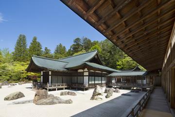 高野山金剛峯寺の奥殿