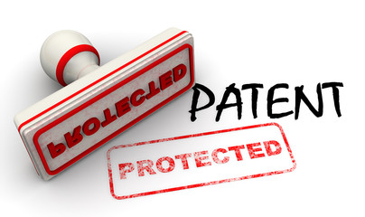 Patent protected. Seal and imprint