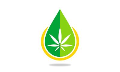 cannabis pure logo