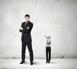 Subordination in business
