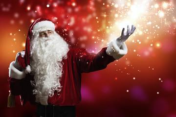 Magic Christmas eve