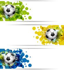 Set Banner mondiali calcio