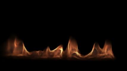 язык  пламени