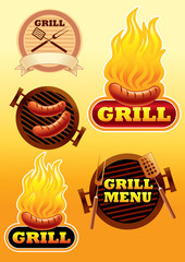 grill and barbecue