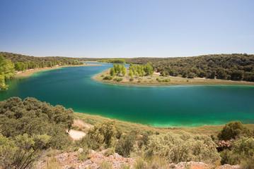 Laguna Conceja, Parque Natural Lagunas de Ruidera, España