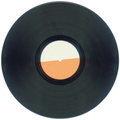Longplay Record Cutout