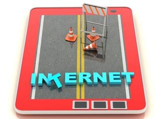 INTERNET CONCEPT (repair)