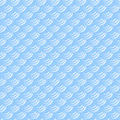 Seamless blue wallpaper diagonal texture.