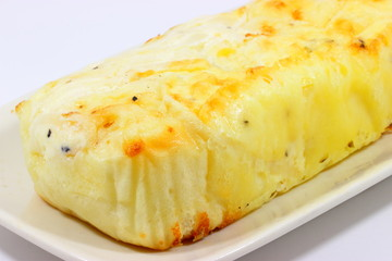 Onion and cheese bread 1