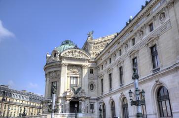 Grand Opera. Paris, France