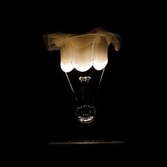 lampadina che brucia