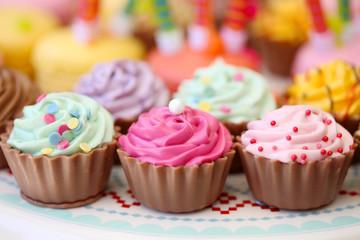 Cupcake Pralinen