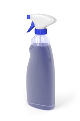 Window cleaner bottle