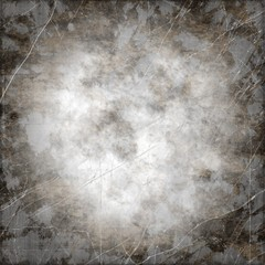 Scratched grunge paper texture for background