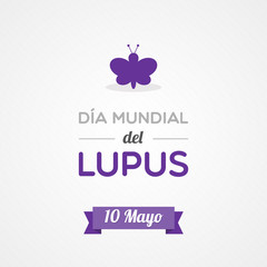 World Lupus Day in Spanish