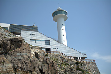 Lighthouse, Busan, Korean Republic