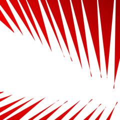 sfondo bianco e rosso