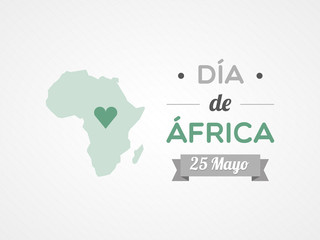 Africa Day in Spanish