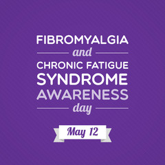 Fibromyalgia and Chronic Fatigue Syndrome Awareness Day