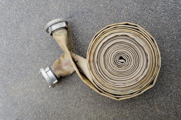 Schlauch für die Feuerwehr