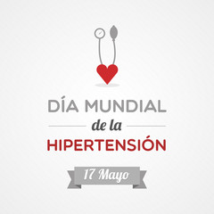 World Hypertension Day in Spanish
