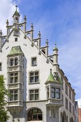 Historische Architektur, Ulm a.d. Donau