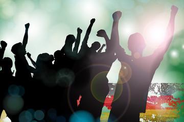 Fussball Fans