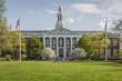 Harvard University in Cambridge, Massachusetts, USA