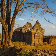 Vat Phou or Wat Phu is the UNESCO world heritage site