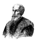 Mature bearded Man - 16th century