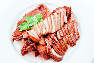 Chinese Red Pork