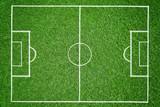 Fototapety Soccer - Background