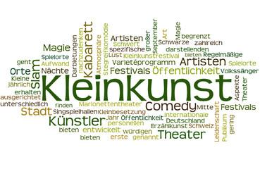 Kleinkunst (Theater, Kabarett, Comedy)