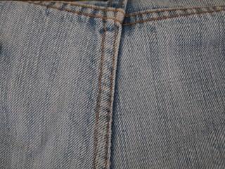 Tessuto di jeans come sfondo