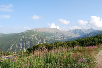 The Rila Mountains