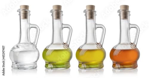 Glass Bottles - 65247407