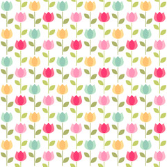 Tulips background 3