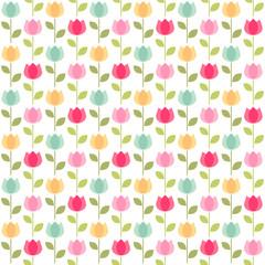 Tulips background 3