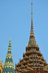 chedi in grand palace