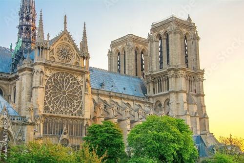 Notre-Dame de Paris en France