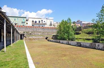 Oplontis, scavi archeologigi - villa di Poppea