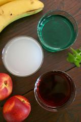 Cocktail Italia tricolore