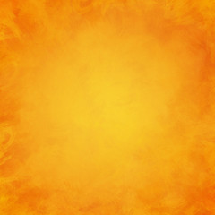 Orange paint background