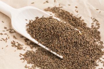 Kummel seeds (Carum carvi)