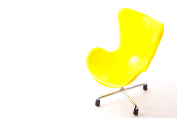 chair made by plastic