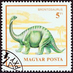Brontosaurus (Hungary 1990)