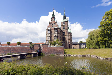 ローゼンボー城と庭園 Rosenborg Slot(観光名所)
